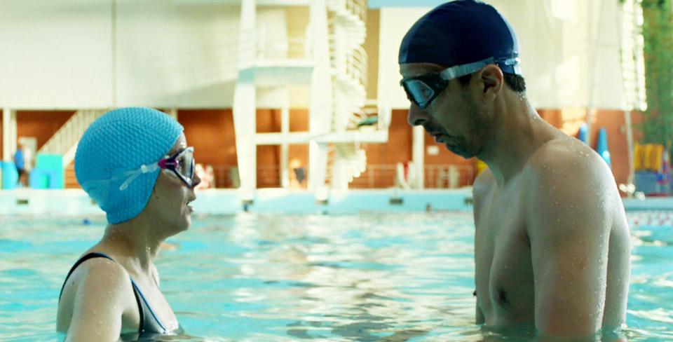 Florence et Samir ne peuvent pas…ils ont piscine ! © Le Pacte