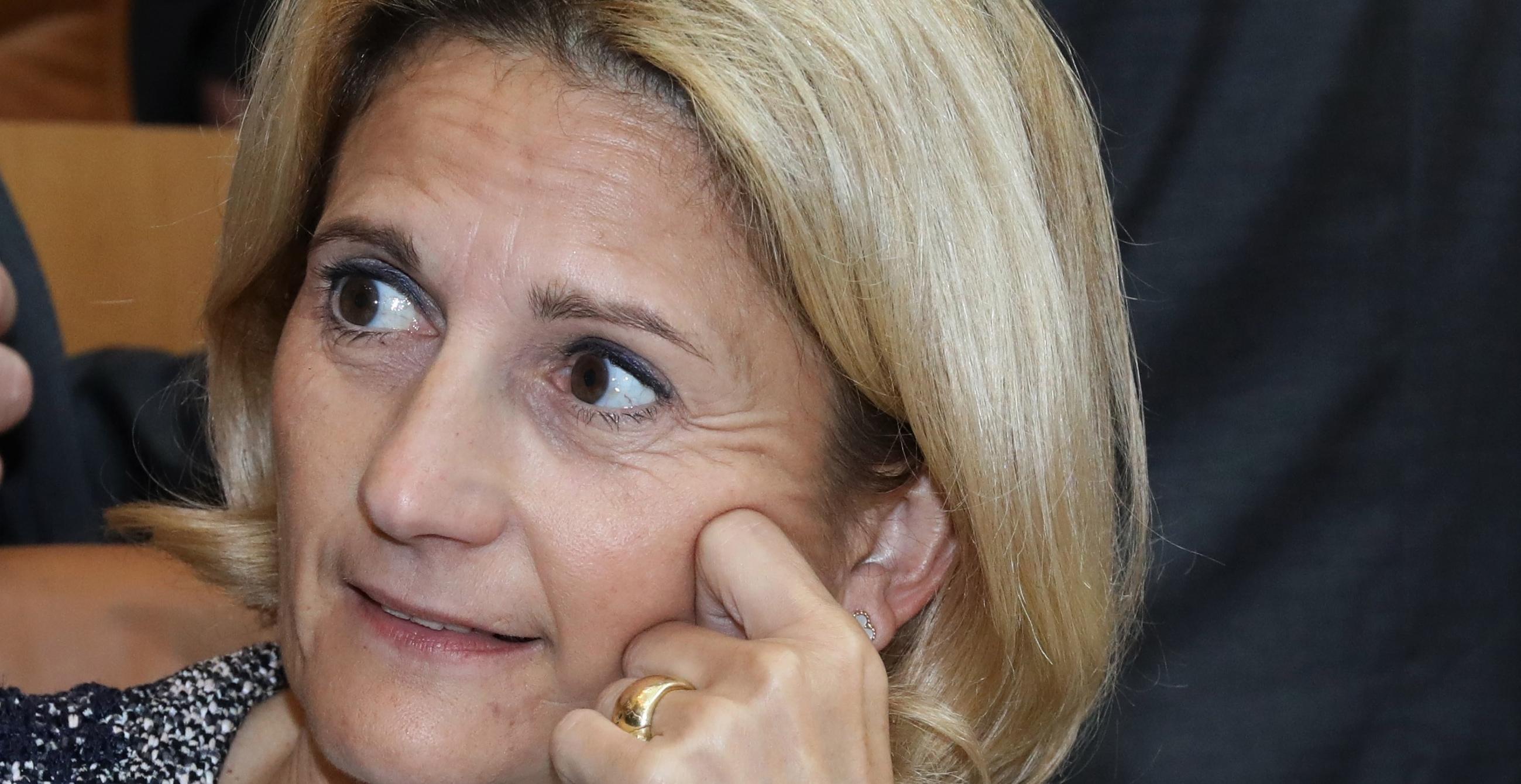 Nanette Maupertuis. Photo Michel Luccioni.