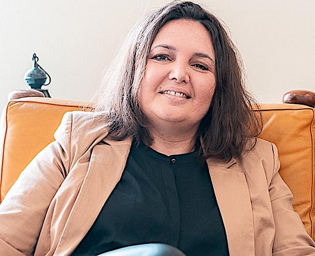Marie-Florence Dabrin, fondatrice de Corse Mobilité Solidaire (Photos Eyefinity Prod / Kevin Guizol