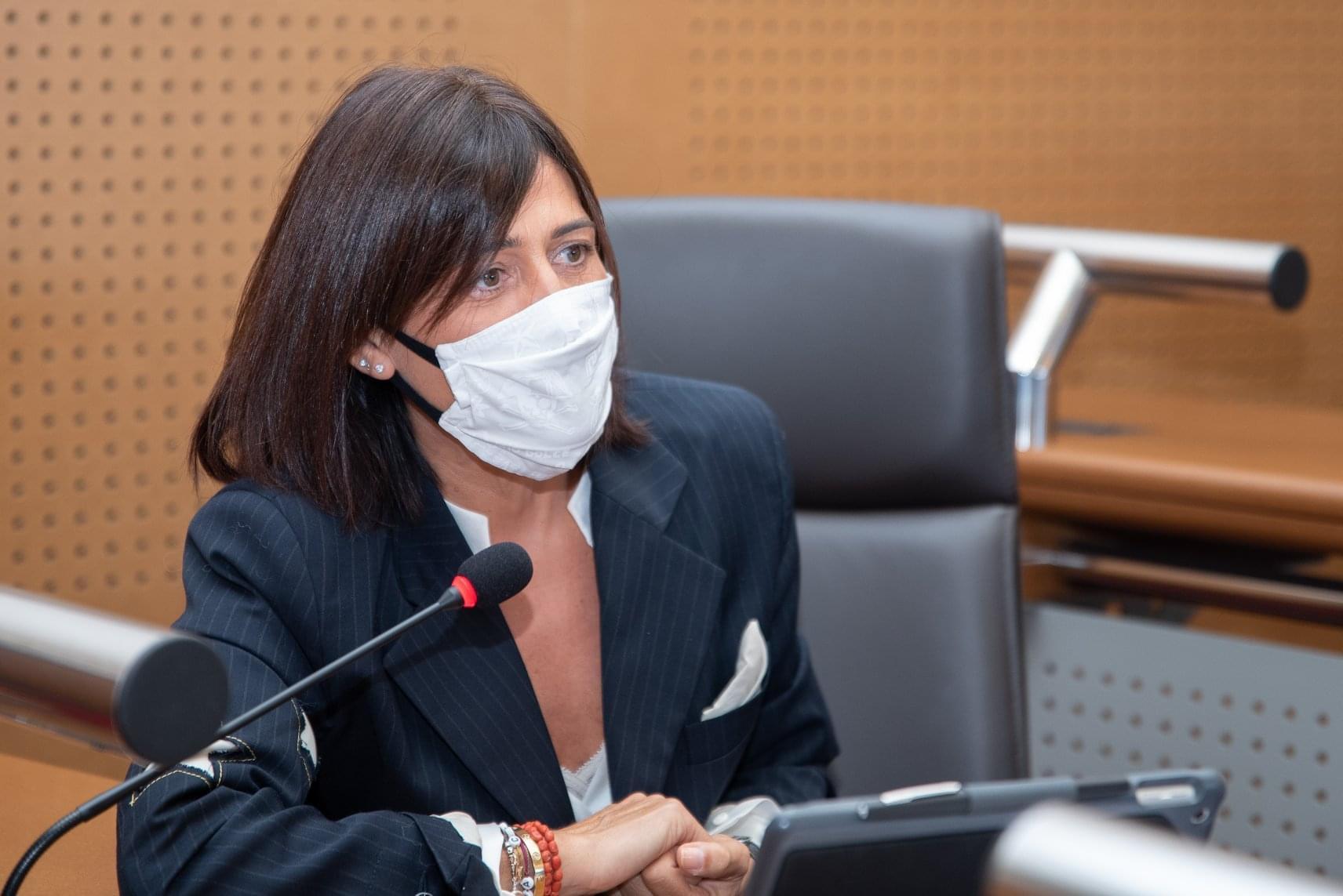 Christelle Combette, Vice présidente en charge du Tourisme et présidente de l'OIT
