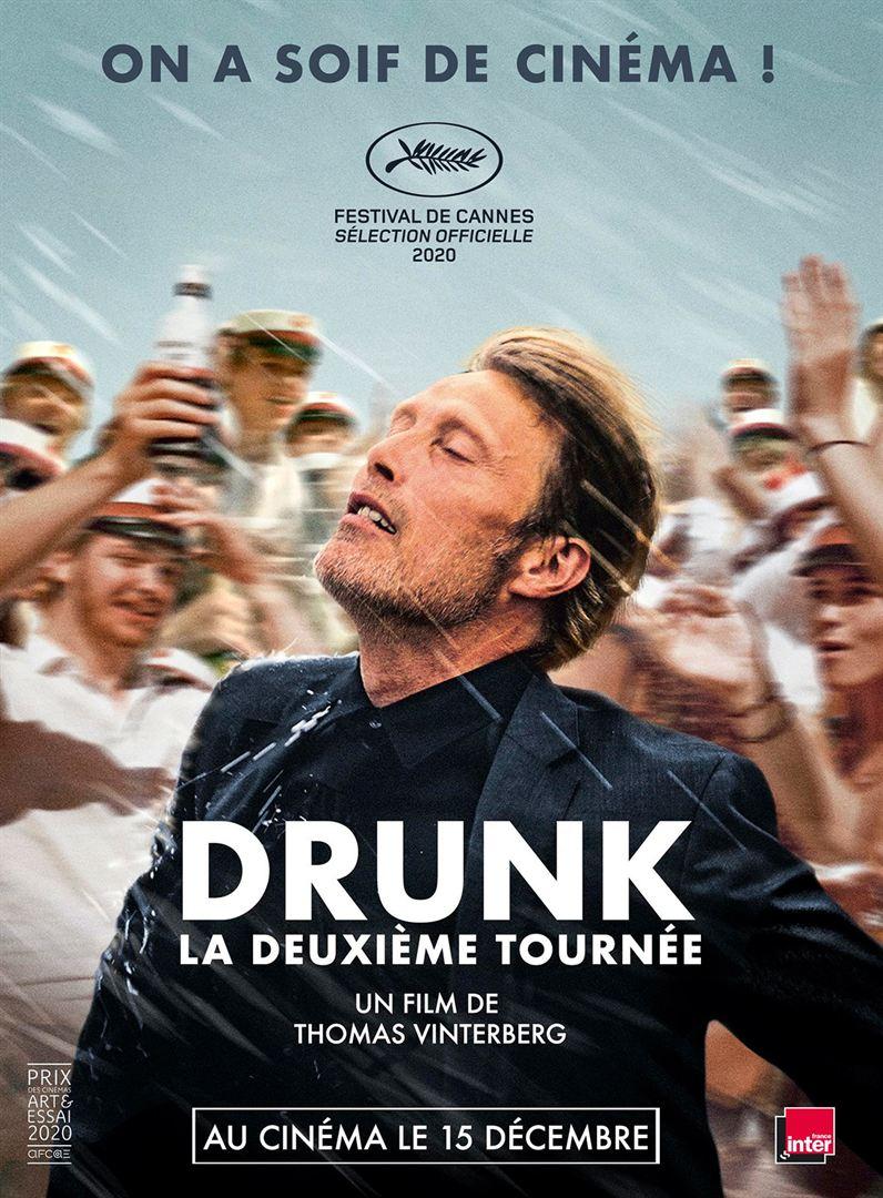 """Le poster de la """"deuxième tournée"""" par le distributeur Haut et Court"""