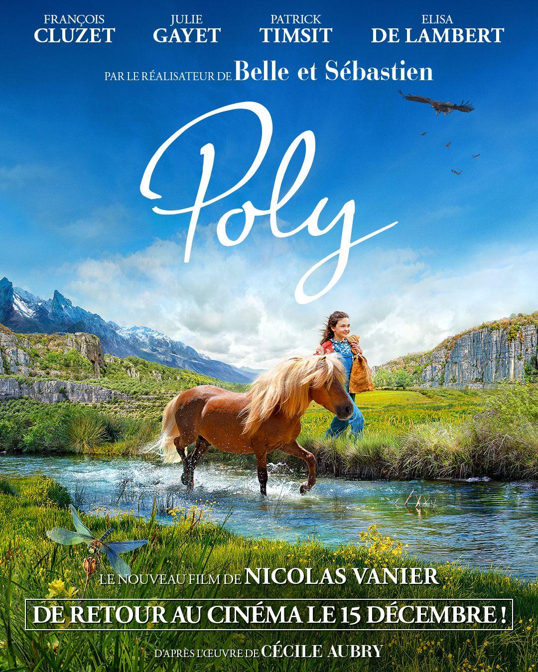 Poly est de retour au cinéma le 15 décembre ! © SND