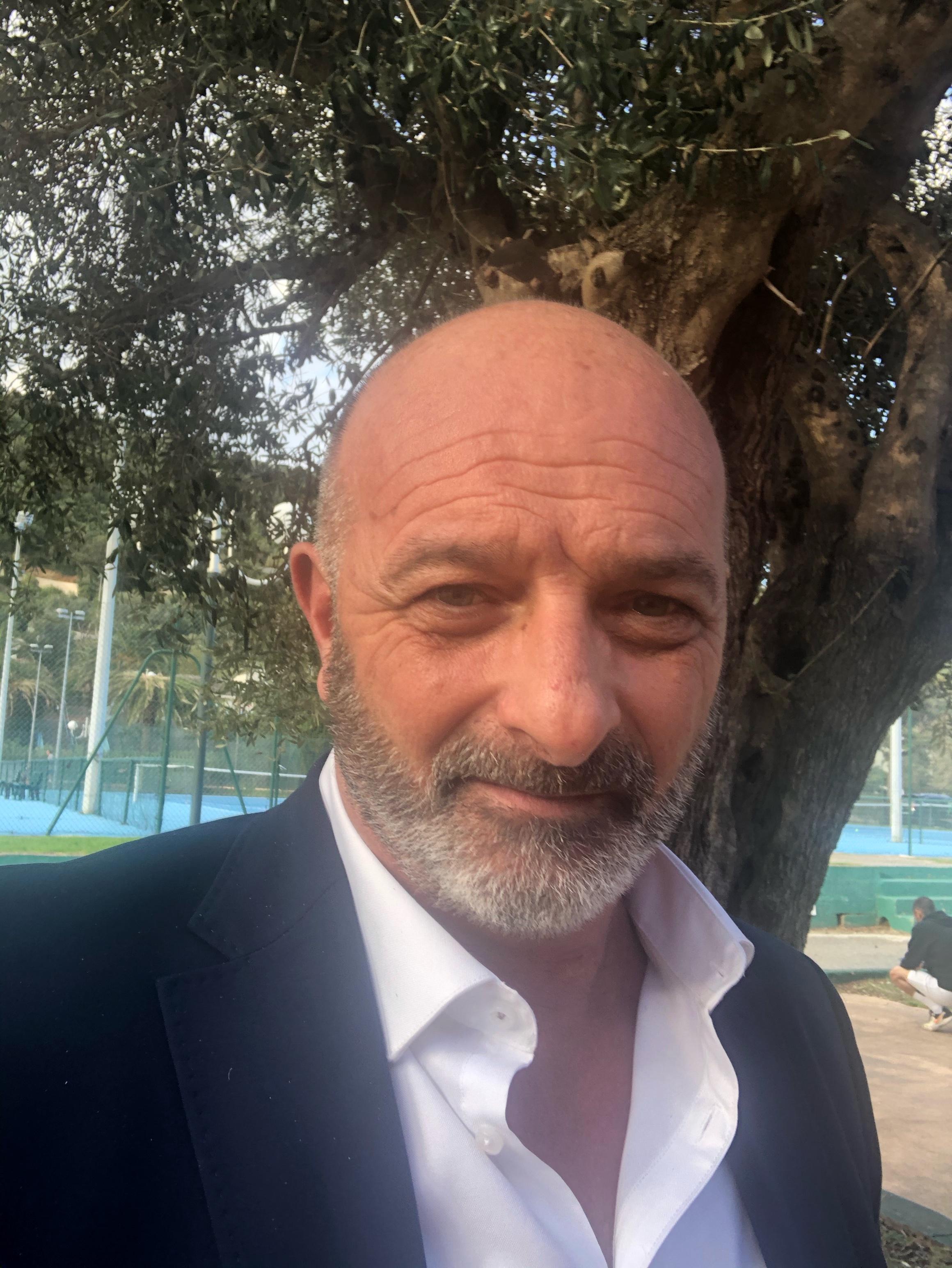 Alain Ducatelli, président de l'UMIH Nuit Corse