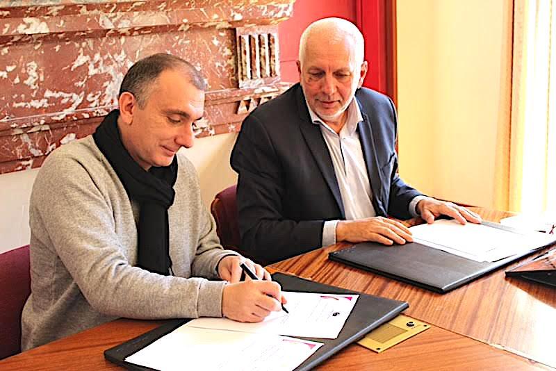Jean-Christophe Angelini et Saveriu Luciani