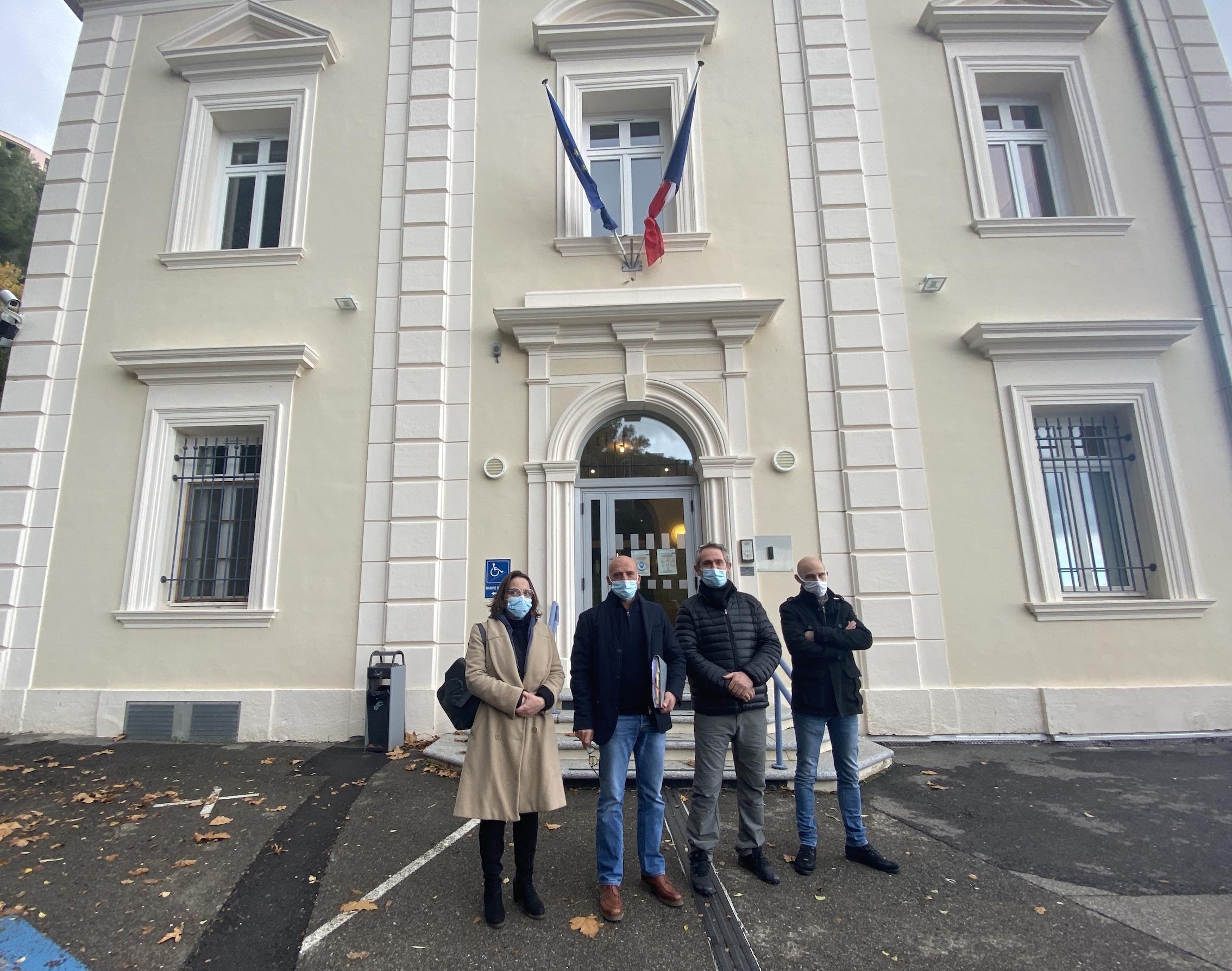 Antenne téléphonique de Peri : Free et le collectif citoyen devant le tribunal administratif de Bastia