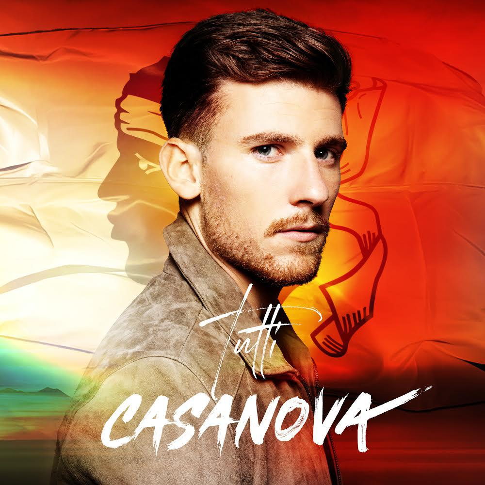 """Avec """"Tutti"""", Casanova en lice pour représenter la France à l'Eurovision"""