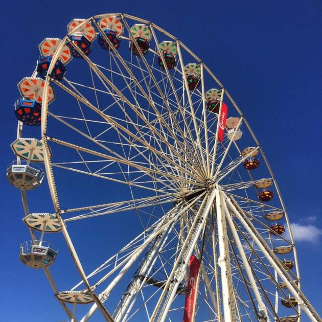 Grande roue et Marché de Noël à Bastia : tout ce qu'il faut savoir