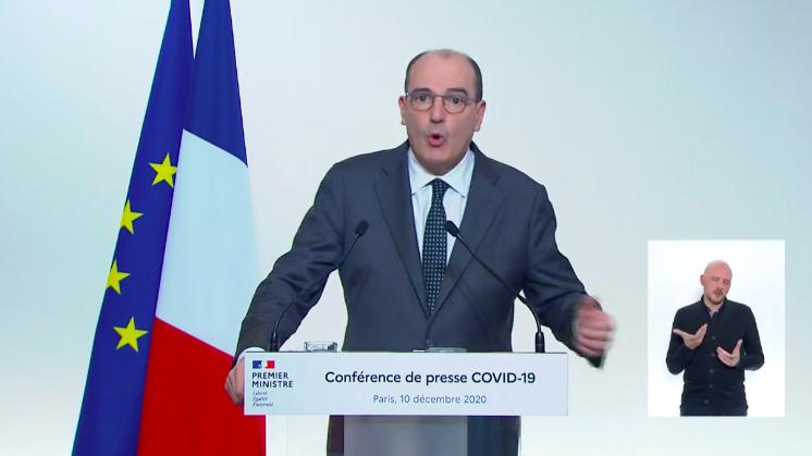 Covid-19 : ce qu'il faut retenir des annonces de Jean Castex