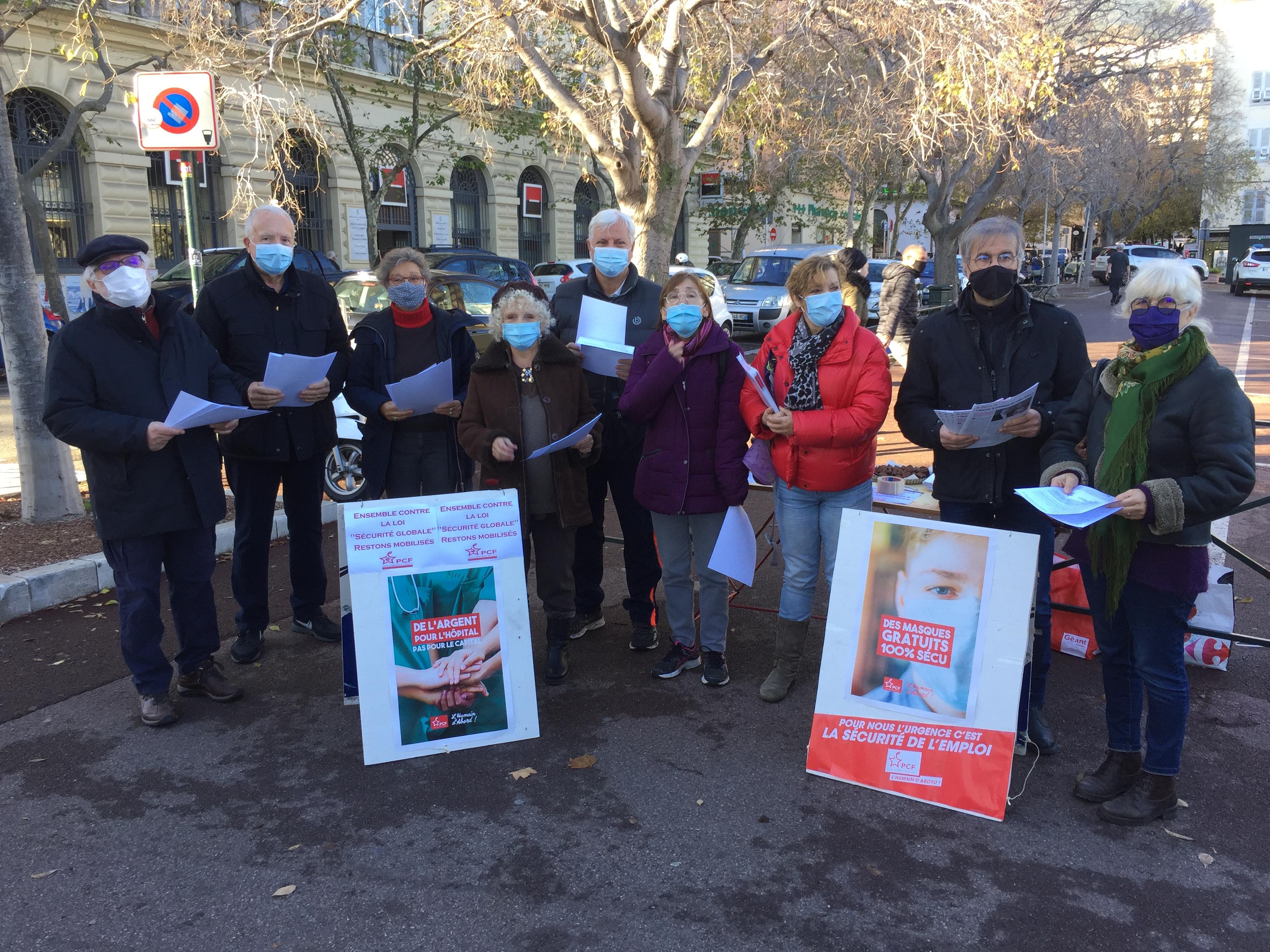 Crise sanitaire et économique : le PCF de Corse propose des forums de réflexion et d'action