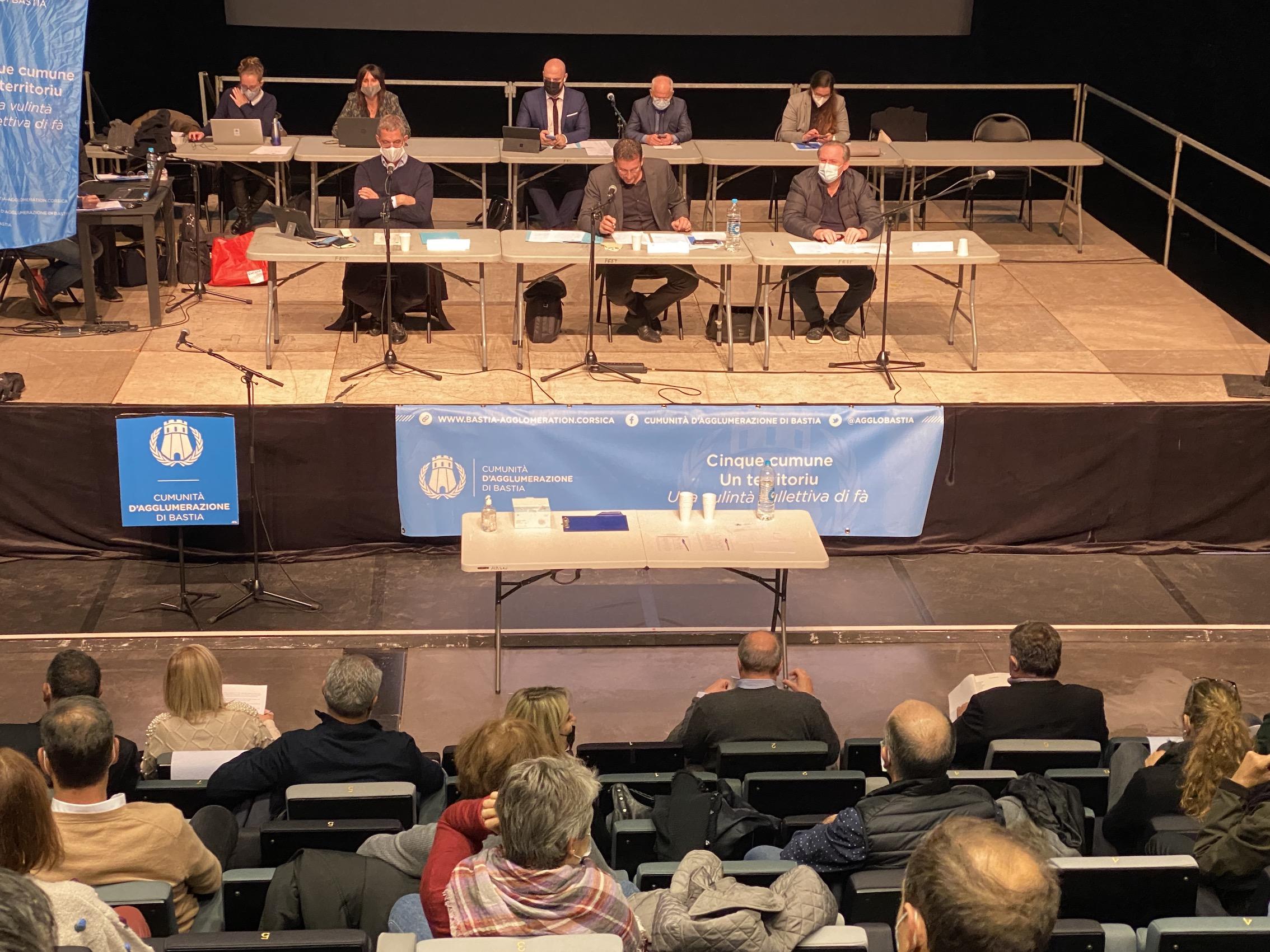 Le conseil communautaire de la CAB a voté la création de 5726 logements pour 2032.