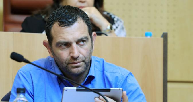 Jean-Charles Orsucci ( Photo Michel Luccioni)