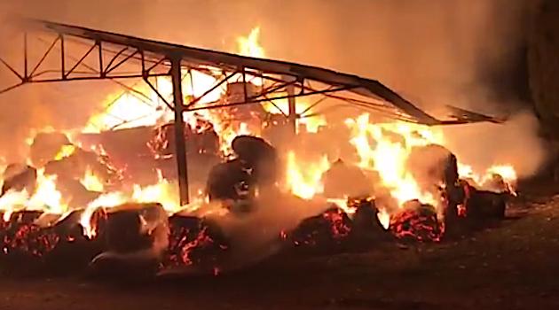 Violent incendie au centre de détention de Casabianda