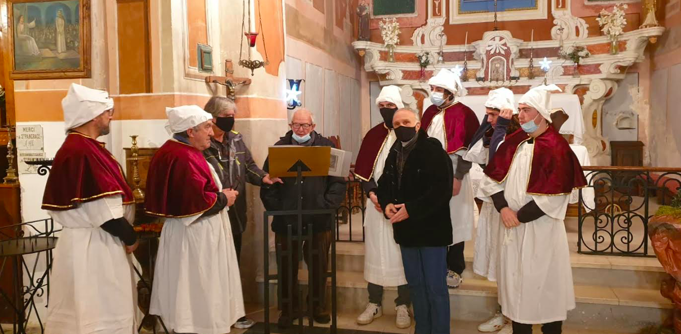 Noël de ferveur et de tradition dans le Giussani
