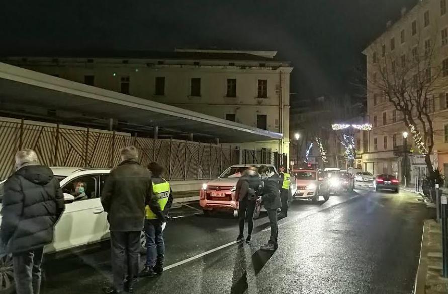 Réveillon du 31 décembre : 180 gendarmes et policiers mobilisés en Haute-Corse