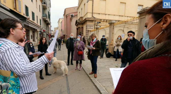 Photo illustration premiere manifestation. Michel Luccioni