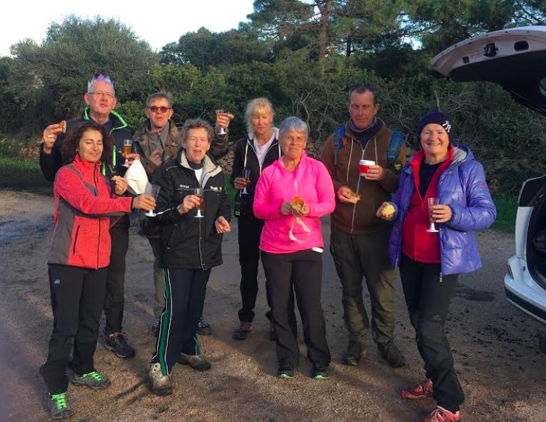 Porto-Vecchio : Les seniors ont retrouvé le chemin de la randonnée