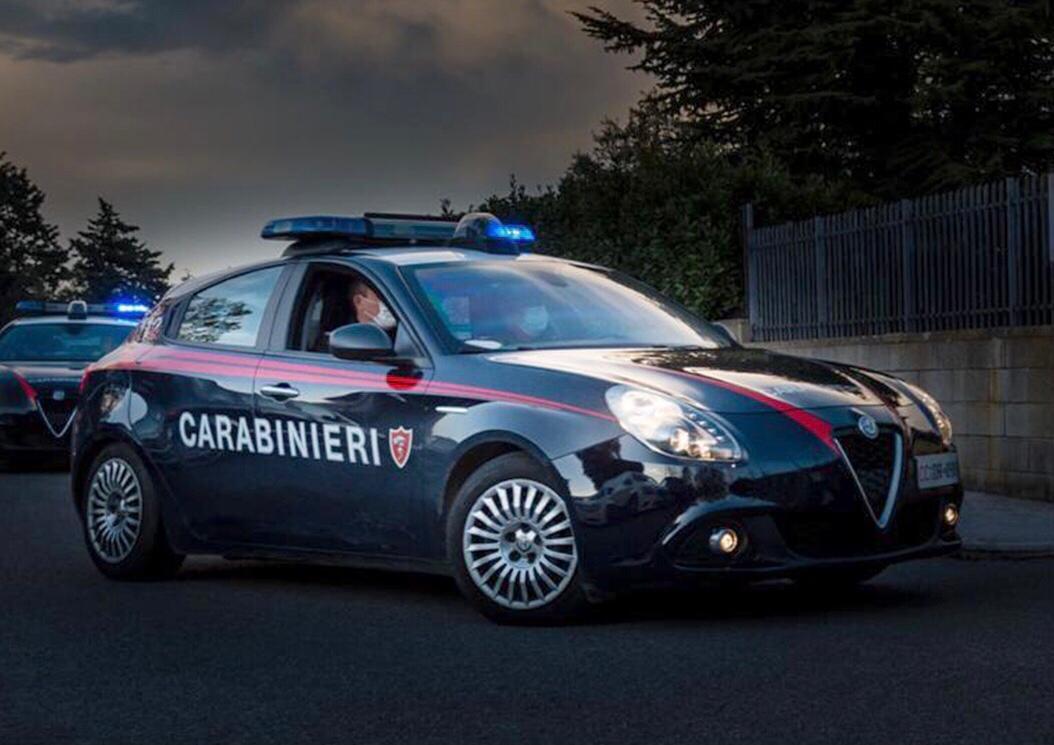 Photo illustration, page Facebook Arma dei Carabinieri