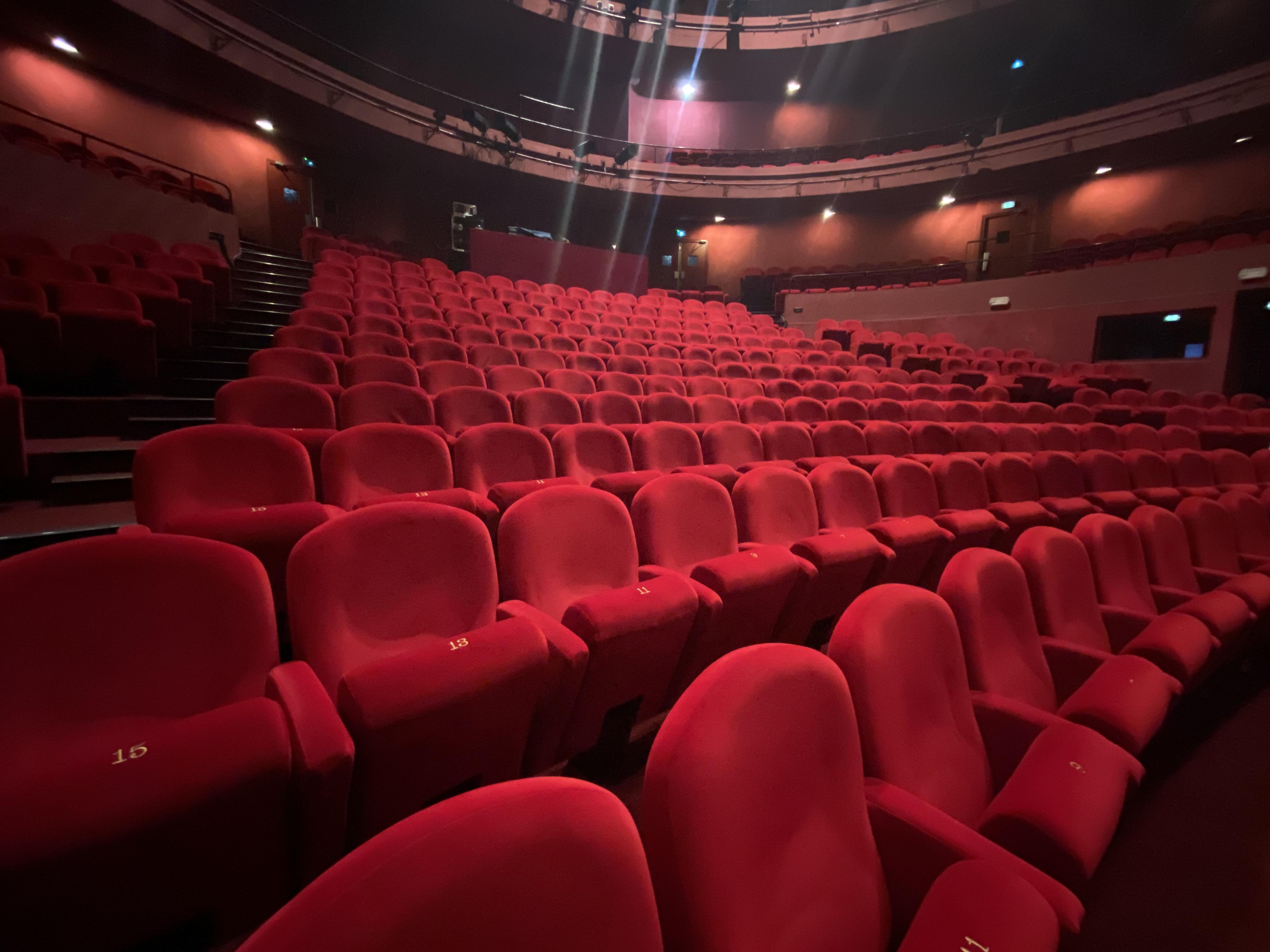Le théâtre de Bastia ne reçoit plus de public depuis des mois.