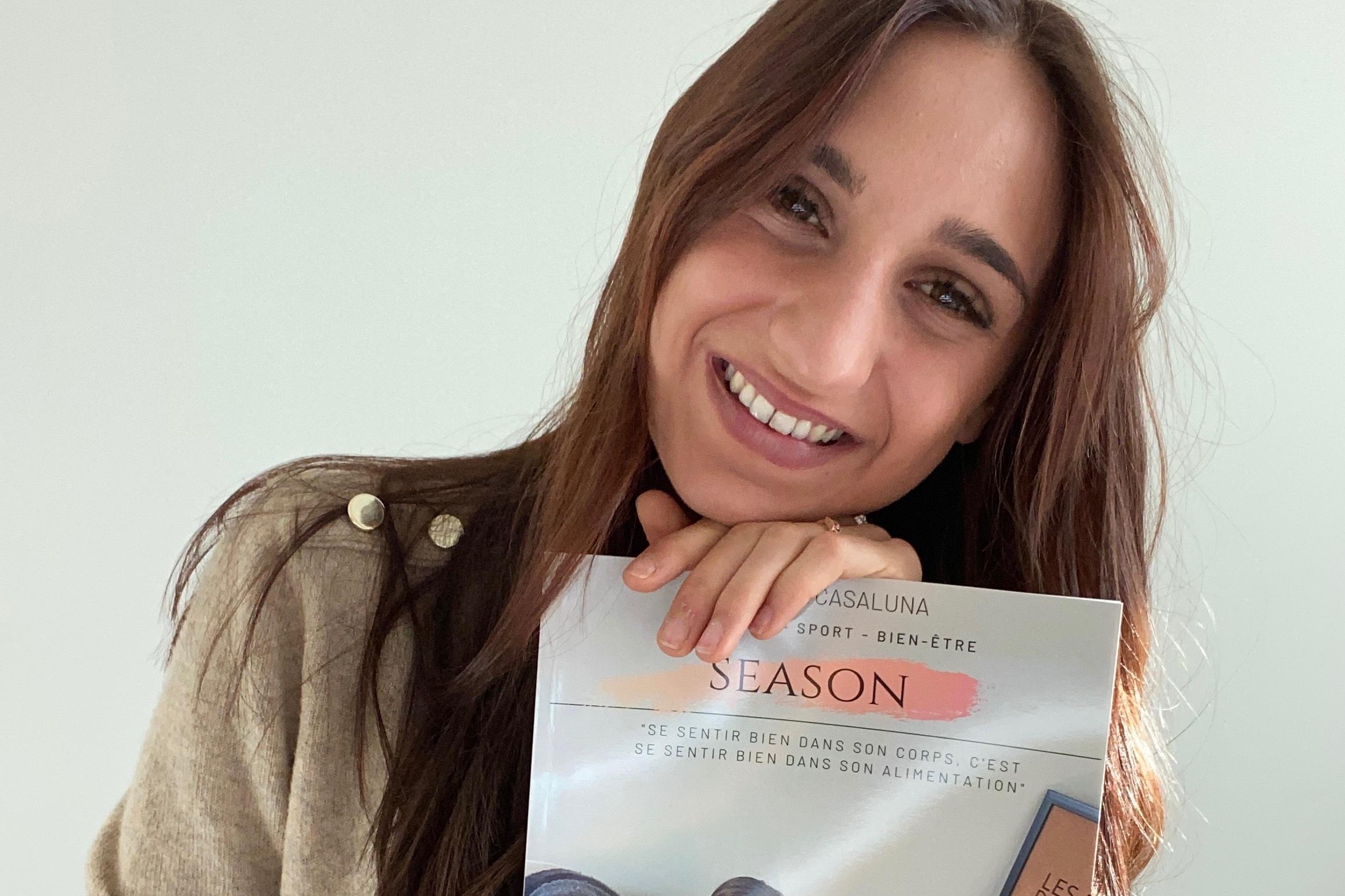 Season, le livre d'une jeune nutritionniste corse pour se sentir bien dans son corps au fil des saisons