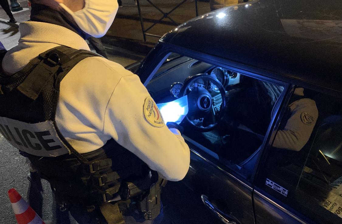 Couvre-feu à 18 heures :  à Bastia, les contrôles ont débuté dès ce samedi