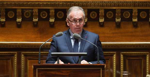 Jean-Jacques Panunzi, sénateur LR de Corse-du-Sud.