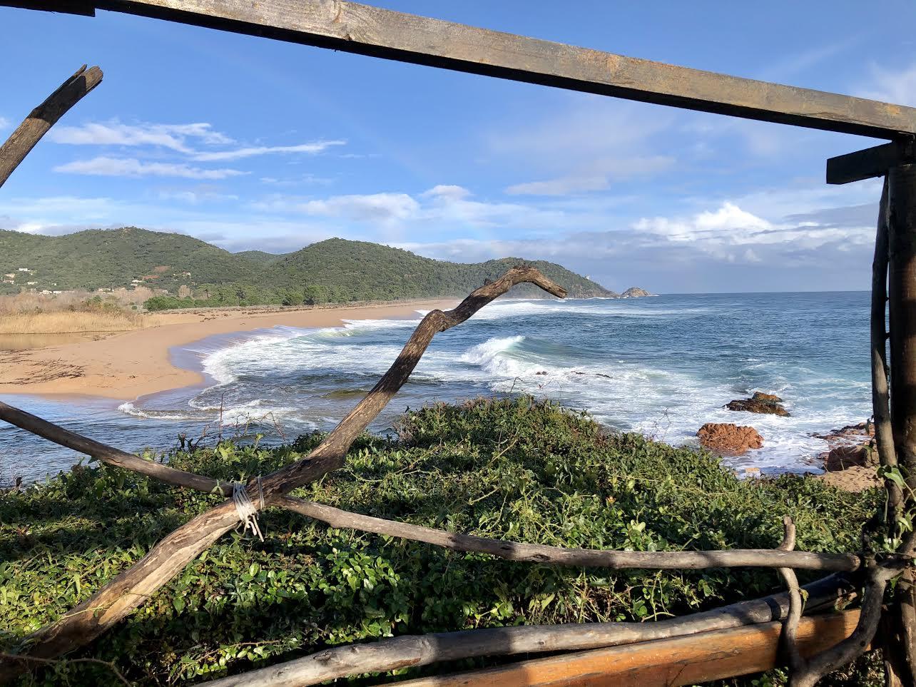 La photo du jour : sur le littoral de Santa Lucia di Portivechju
