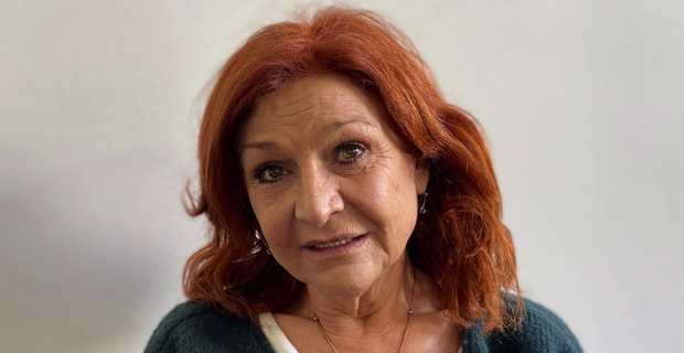 Marie-Jeanne Nicoli, présidente du CESEC (Conseil économique, social, environnemental et culturel de la Corse).