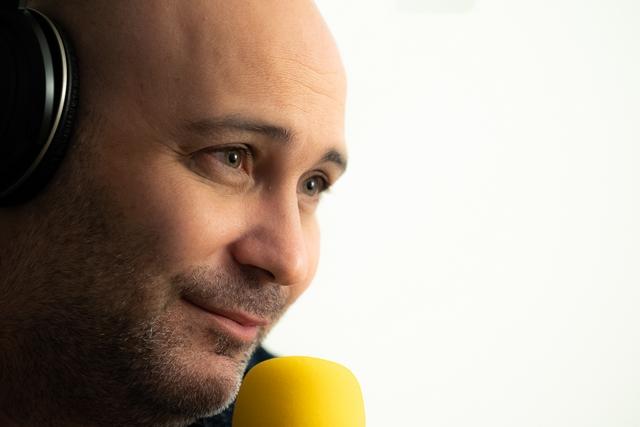 François Colombani du premier confinement à... Radio Calvi Citadelle