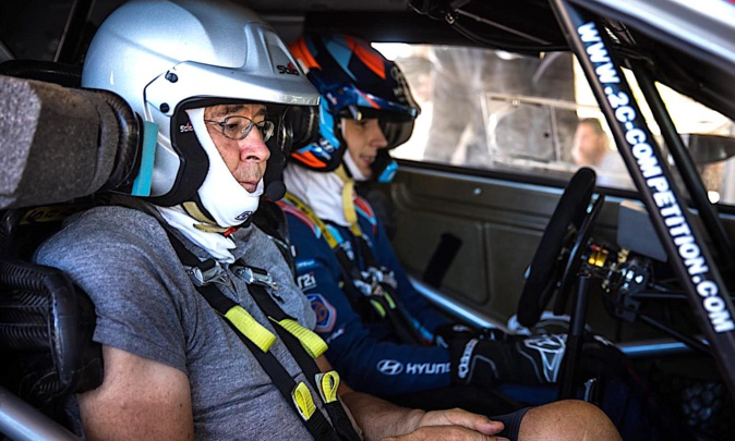 Rallye de Monte-Carlo : Pierre-Louis Loubet abandonne dans la 7e spéciale