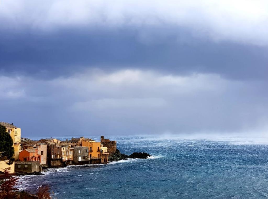 Des vents violents affecteront la Corse au cours des prochaines heures. (Photo Marité Valery)