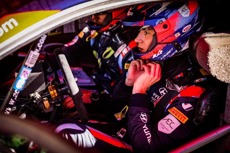 Rallye de Monte-Carlo : Loubet termine à la 16e place