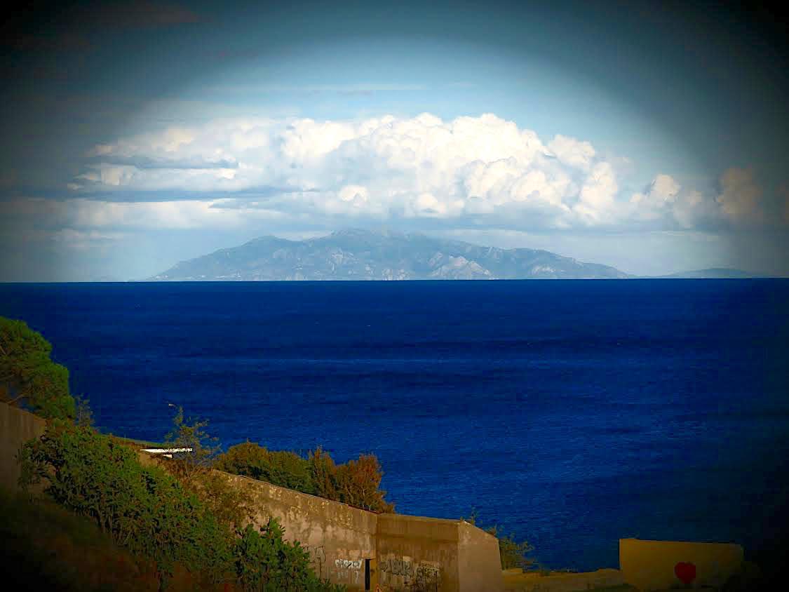 La météo du lundi 25 janvier 2021 en Corse