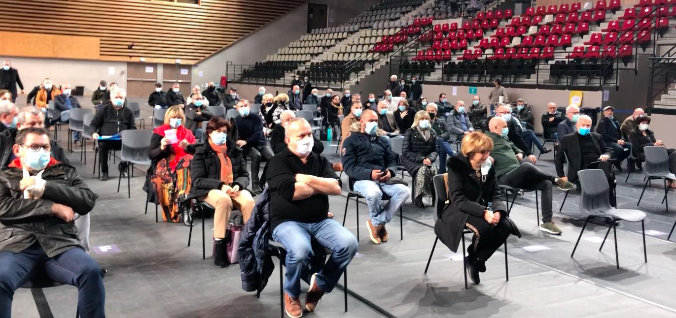 VIDEO - Association des maires de Corse-du-Sud : deux listes en course pour la présidence