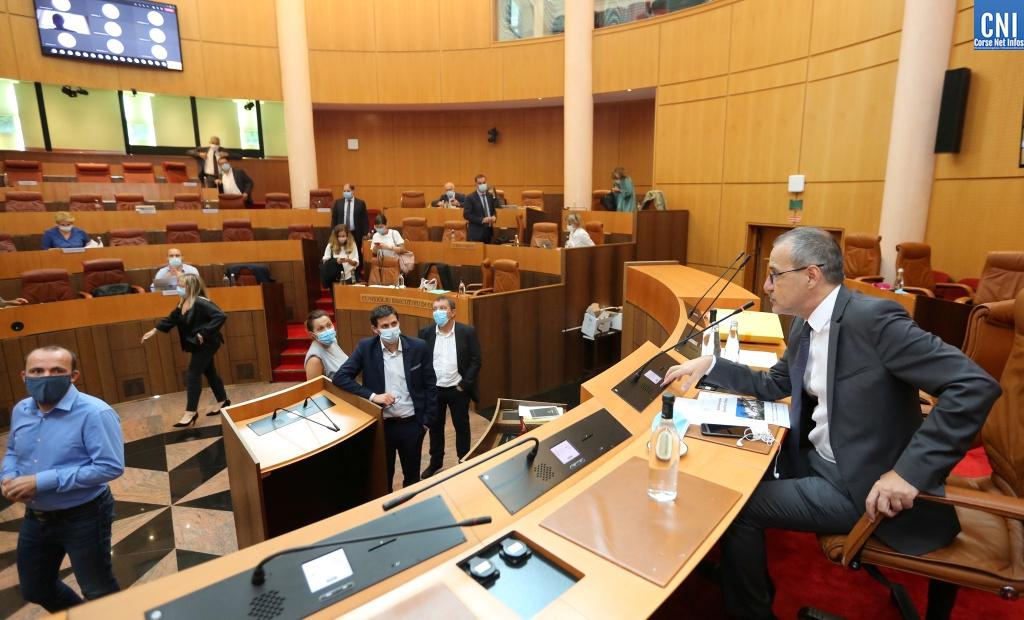 Plan Salvezza e Rilanciu : « On ne peut pas dire que la Collectivité de Corse refuse de dialoguer avec l'Etat ! »