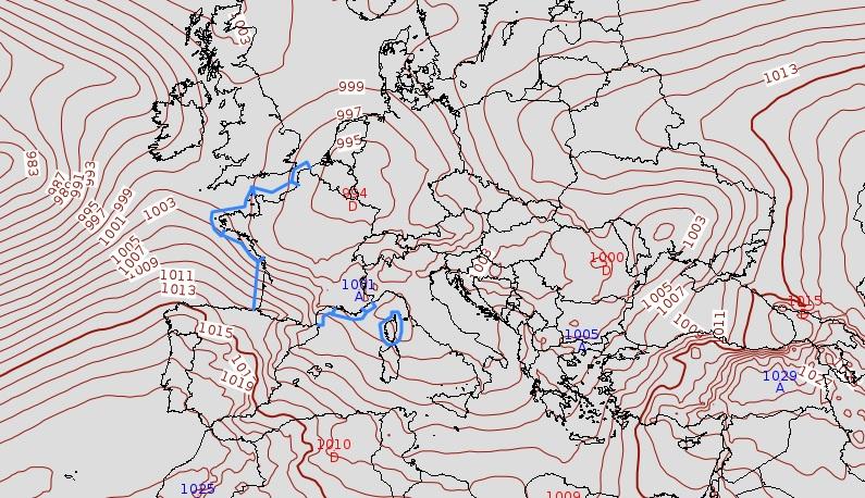 Météo de la semaine en Corse : de la douceur et moins de vent