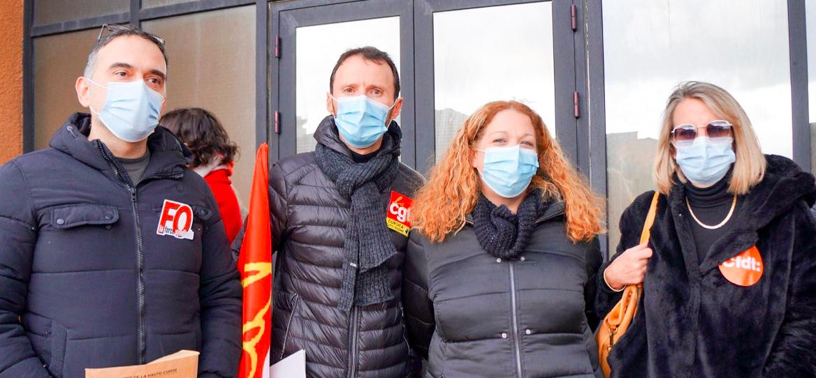 Protection de l'enfance en Corse : l'appel à la mobilisation de 4 syndicats