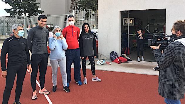 Athlétisme - La Ligue Corse sous le regard de Via Stella