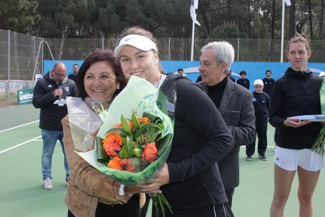 Qui succédera à Anastasiya Komardina en 2021