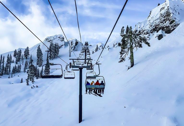Covid-19 : En Italie les stations de ski rouvrent le 15 février