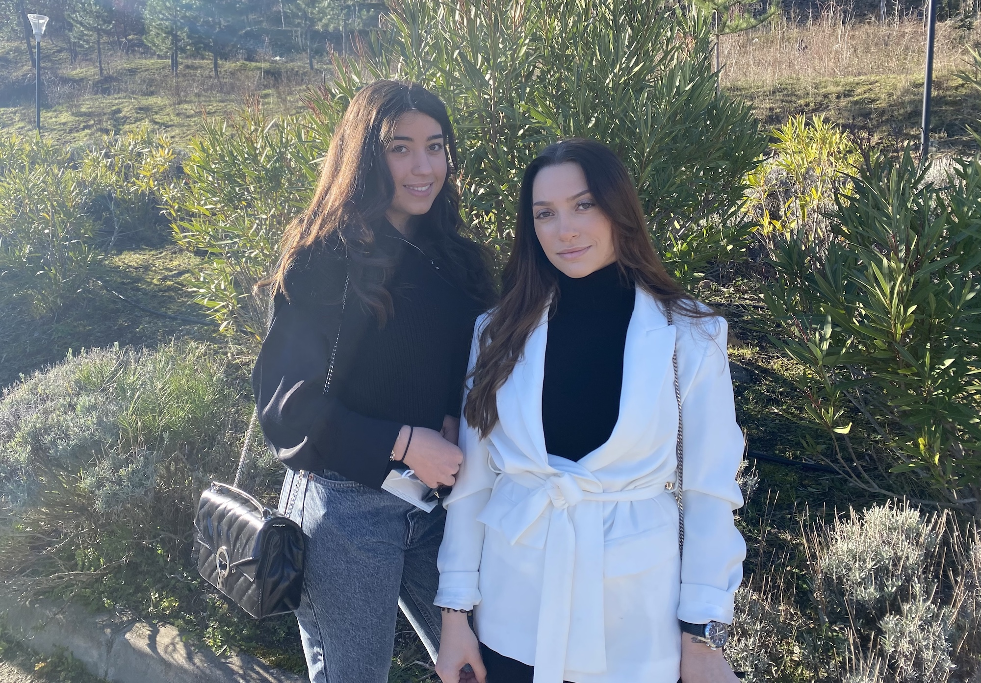 Manon Mori et Carla Massei ont créé Manghjà bè.