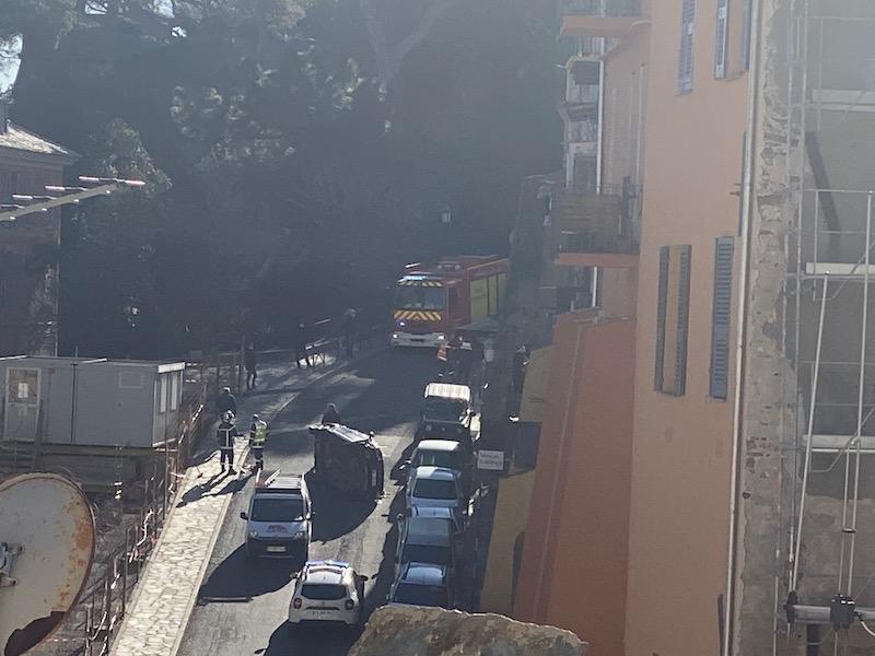 Trois blessés légers dans un accident à Bastia