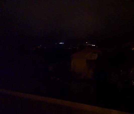 Quartier Lugaro plongé dans le noir