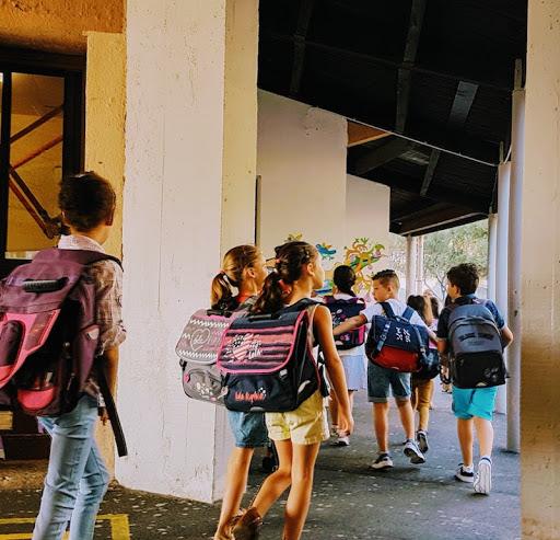 L'entrée a été supprimée dans les repas des cantines bastiaises depuis le neuf février 2021. Crédit Photo : mairie de Bastia