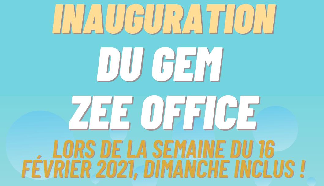 Zee Office, un nouveau groupe d'entraide mutuelle voit le jour à Biguglia