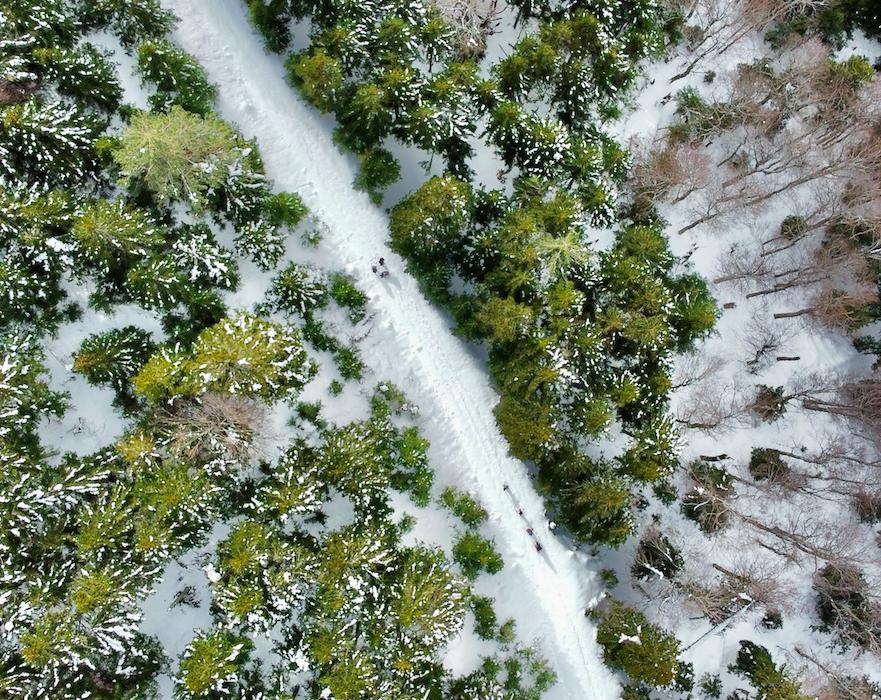 Photo Drone Corsica
