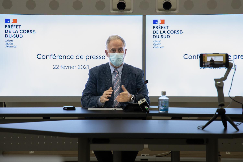 """Pour la préfecture de Corse il y avait la """"volonté de faire un coup médiatique"""""""