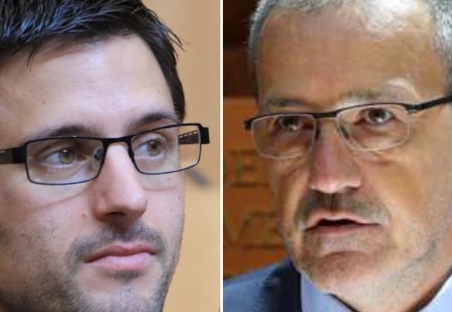 Petru-Antone Tomasi et Jean-Guy Talamoni