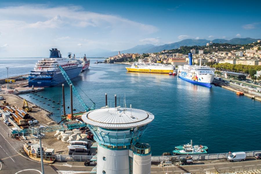 Port de Bastia : Un trafic toujours en baisse en décembre