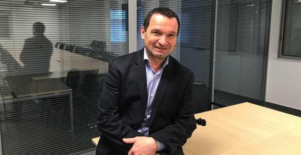 Hyacinthe Vanni, président des Chemins de fer de la Corse, vice-président de l'Assemblée de Corse et président du groupe Femu a Corsica.