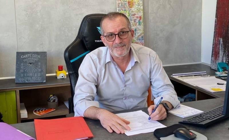 Olivier-Louis Simoni est le nouveau président de la toute nouvelle fédération des unions de commerçants et artisans du Grand Bastia.